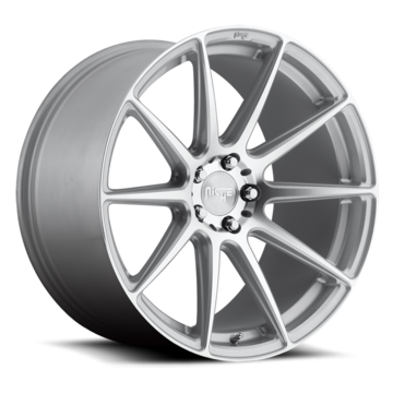 Niche Essen - M146 Silver Machined Wheels