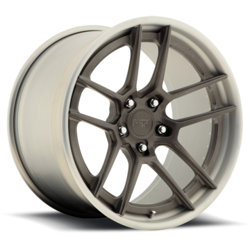 Niche Fiorano - A310 Custom 3 Piece Wheels