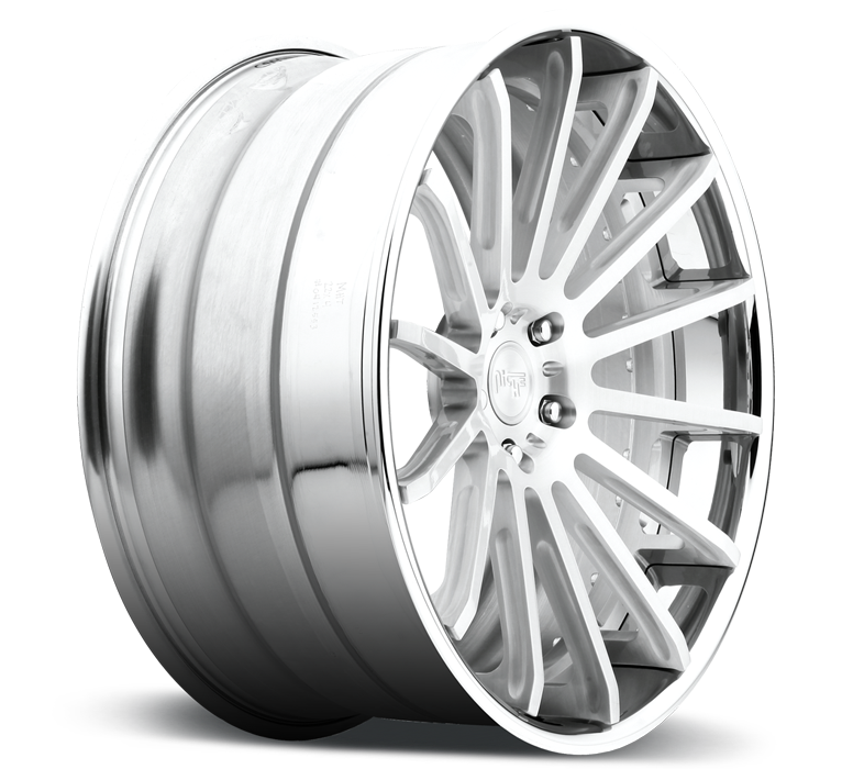 Niche Geneva - H520 3 Piece Forged Custom Wheels