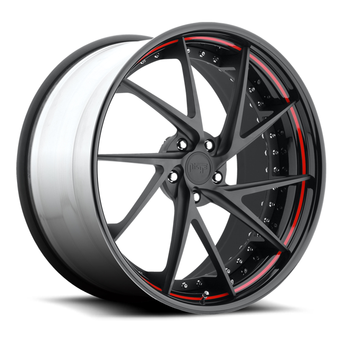 Niche Invert - H73 Custom Wheels - 3 Piece Forged