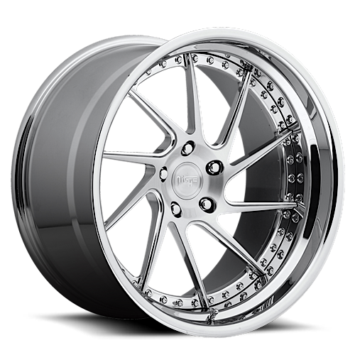 Niche Invert - H73 Custom Wheels - 2 Piece Forged