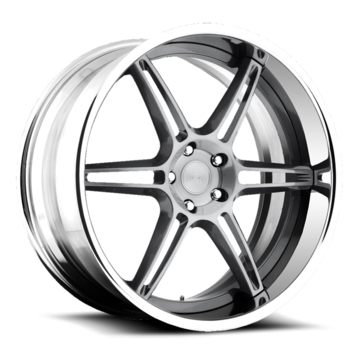 Lugano VI - E620 Custom Wheels
