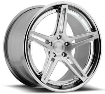 Niche Mach V - A290 Custom Wheels - 3 Piece Forged