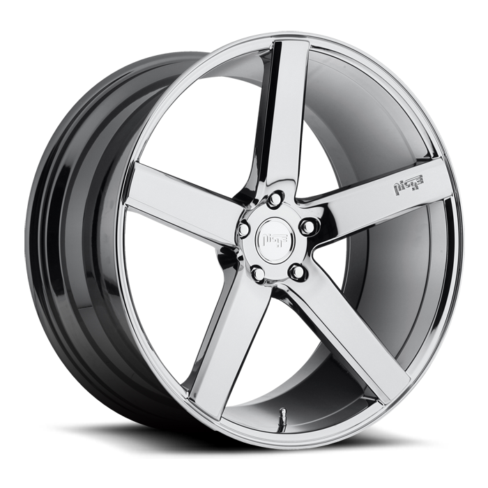 Niche Milan - M136 Chrome Wheels