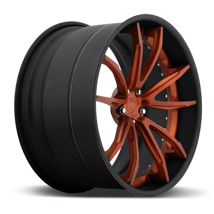 Niche Monza - A440 Custom Wheels - 3 Piece Forged