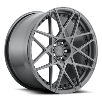 Niche Alpine - 86 Forged Anthracite Finish Wheels
