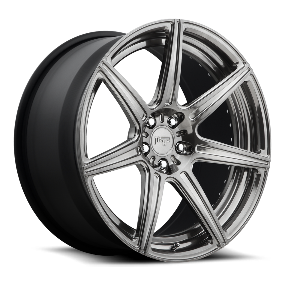Niche Alta - 89 Forged Polished DDT Finish Wheels