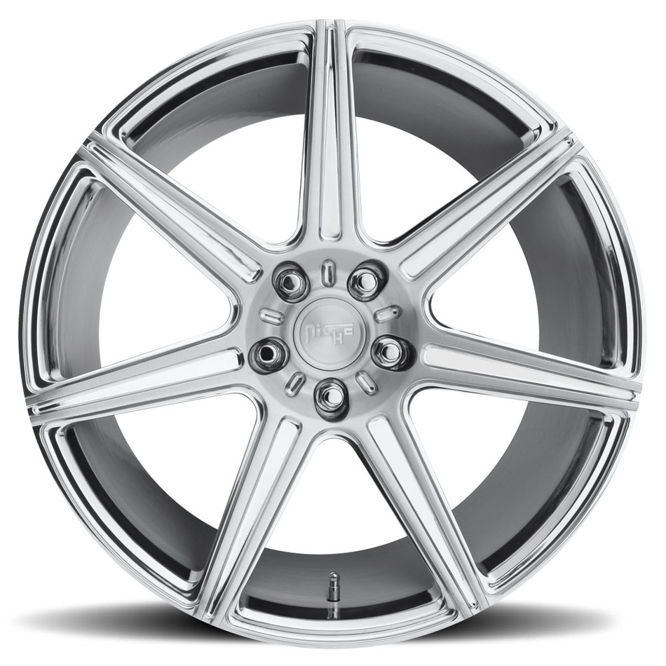 Niche Alta - 89 Forged Brushed and Polished Finish Wheels