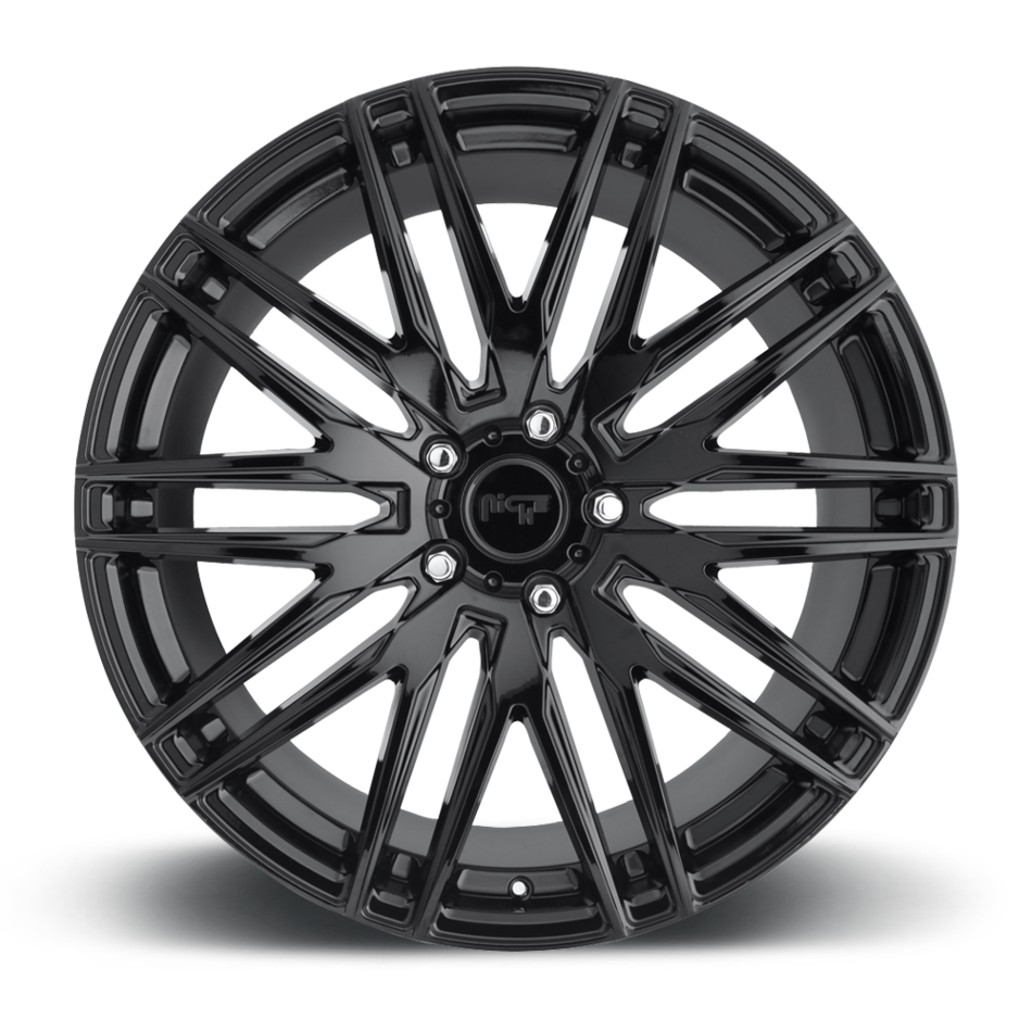 Niche Anzio - M164 Gloss Black Finish Wheels
