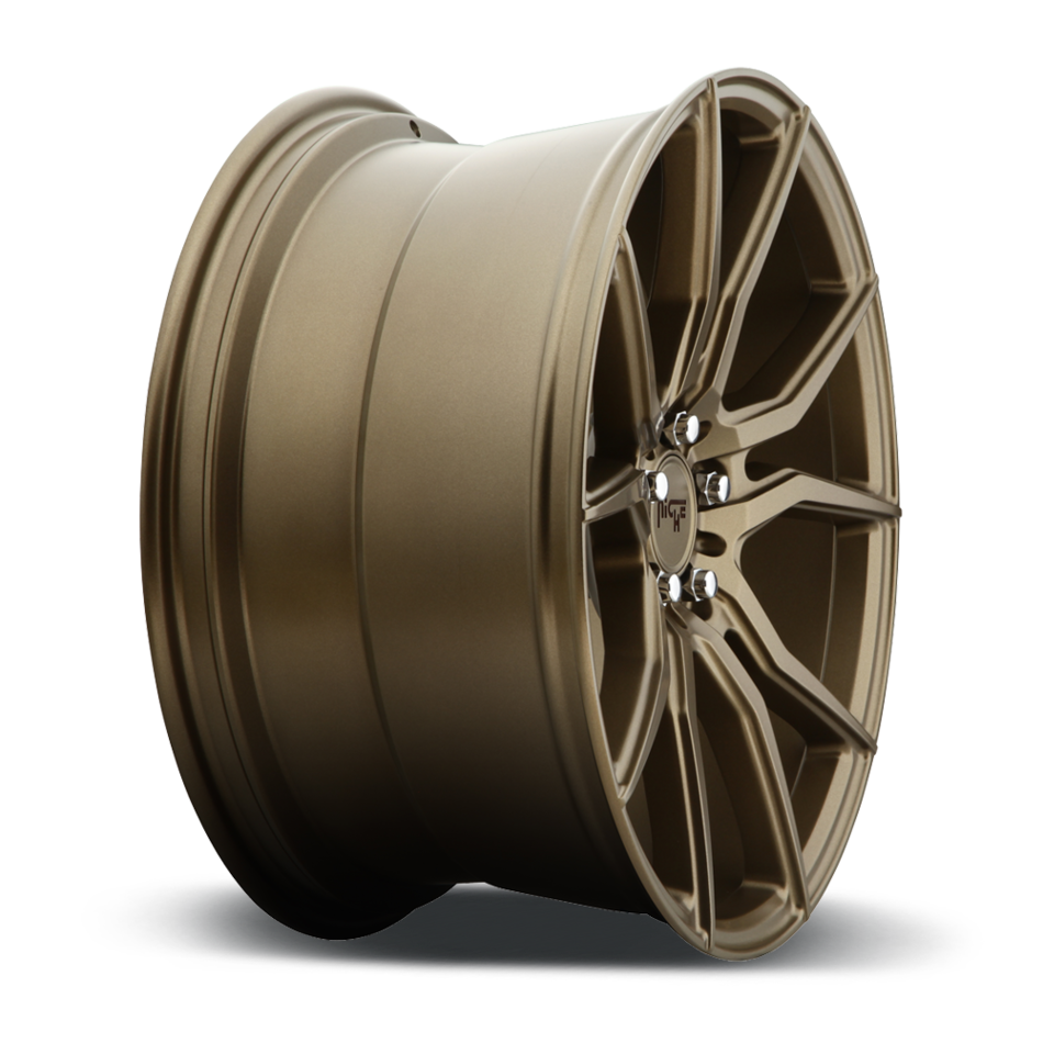 Niche Ascari - M167 Bronze Finish Wheels