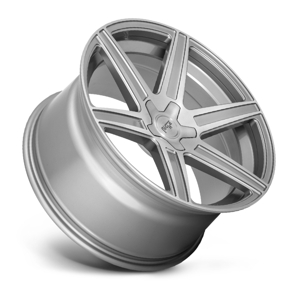 Niche Carina - M241 Wheels Brushed and Anthracite Tinted Clear Finish