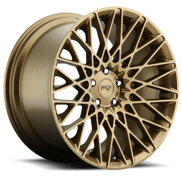 Niche Citrine - M155 Bronze Finish Wheels