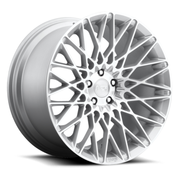 Niche Citrine - M161 Silver and Machined Wheels