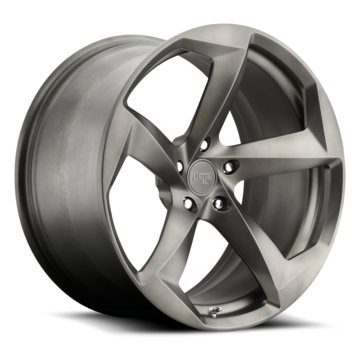 Niche DTM - 93 Forged Brushed Matte Grey Finish Wheels