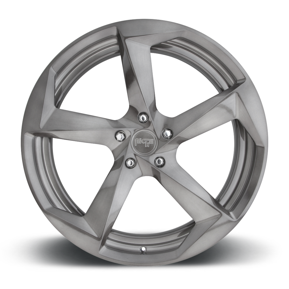 Niche DTM - 93 Forged Brushed DDT Finish Wheels