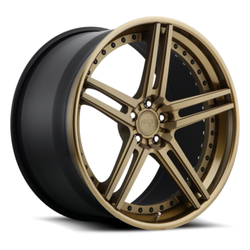 Niche Dromo - 90 Matte and Gloss Bronze Finish Wheels