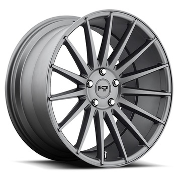 Niche Form - M157 Charcoal Finish Wheels