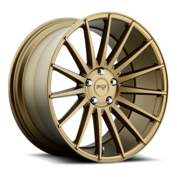 Niche Form - M158 Bronze Finish Wheels