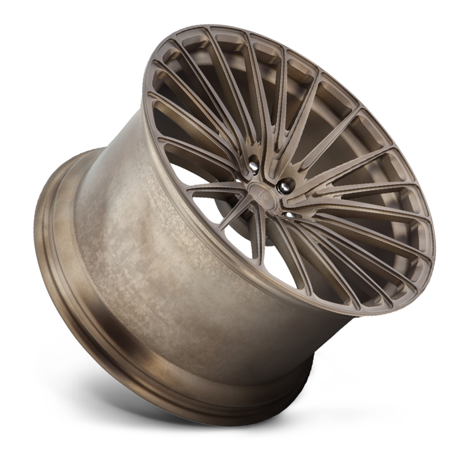 Niche Majorca - 905 Forged Brushed Fixture Matte Bronze Finish Wheels