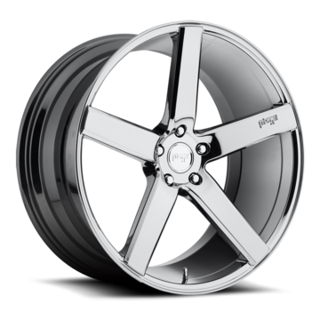 Niche Milan - M132 Chrome Finish Wheels