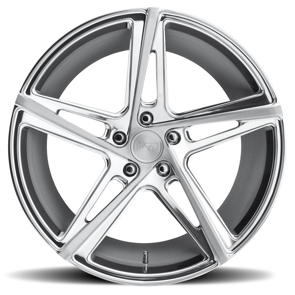 Niche Mulsanne - 91 Forged Brushed and Polished Finish Wheels