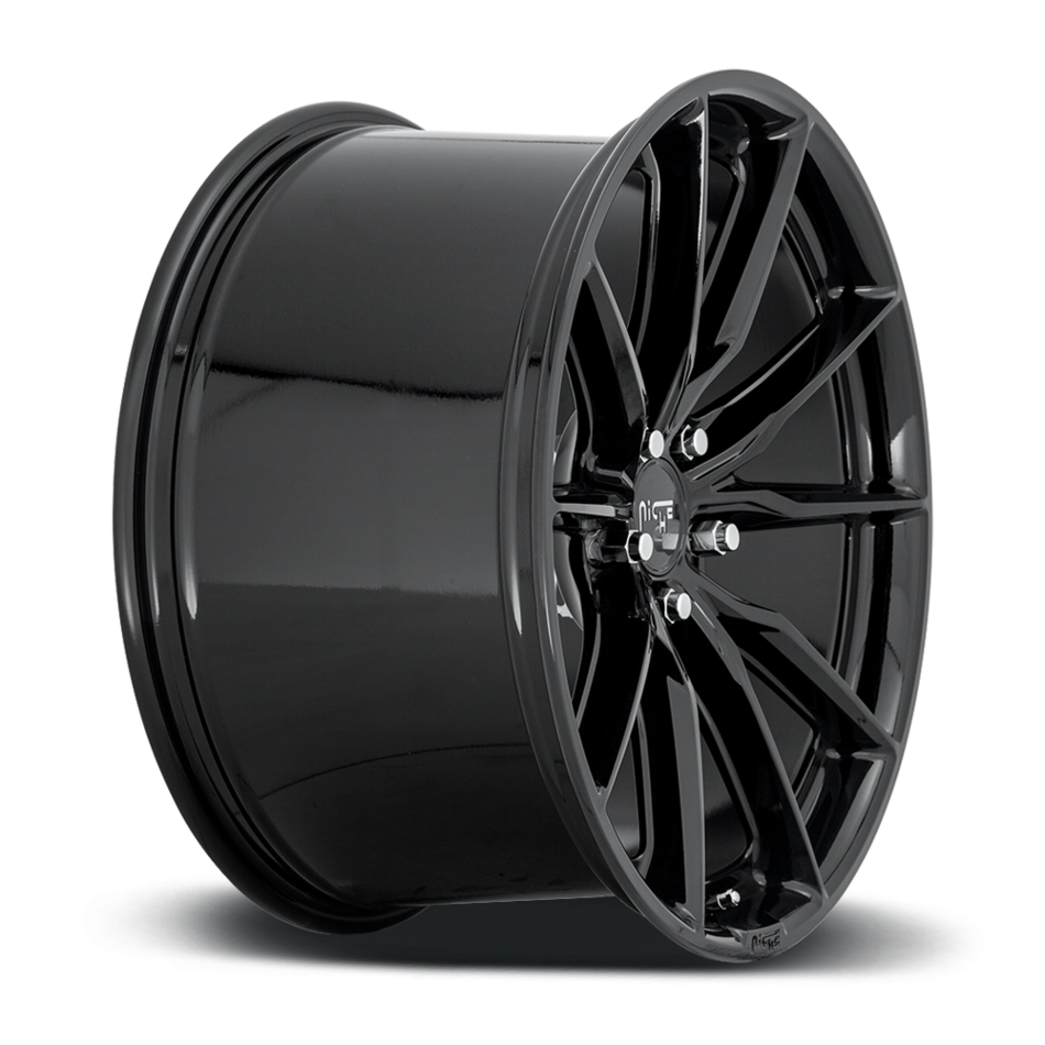 Niche Rainer M240 Gloss Black Finish Wheels