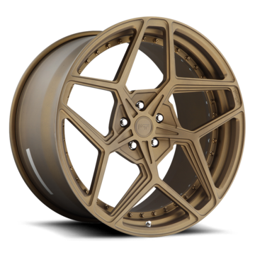 Niche Technica - 904 Forged Death Brown Matte Finish Wheels