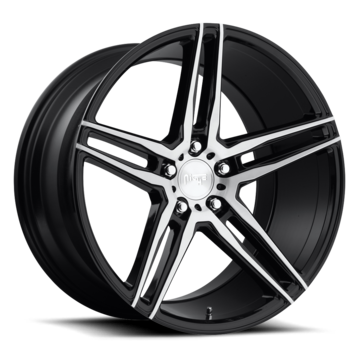 Niche Turin - M169 Gloss Black and Brushed Finish Wheels