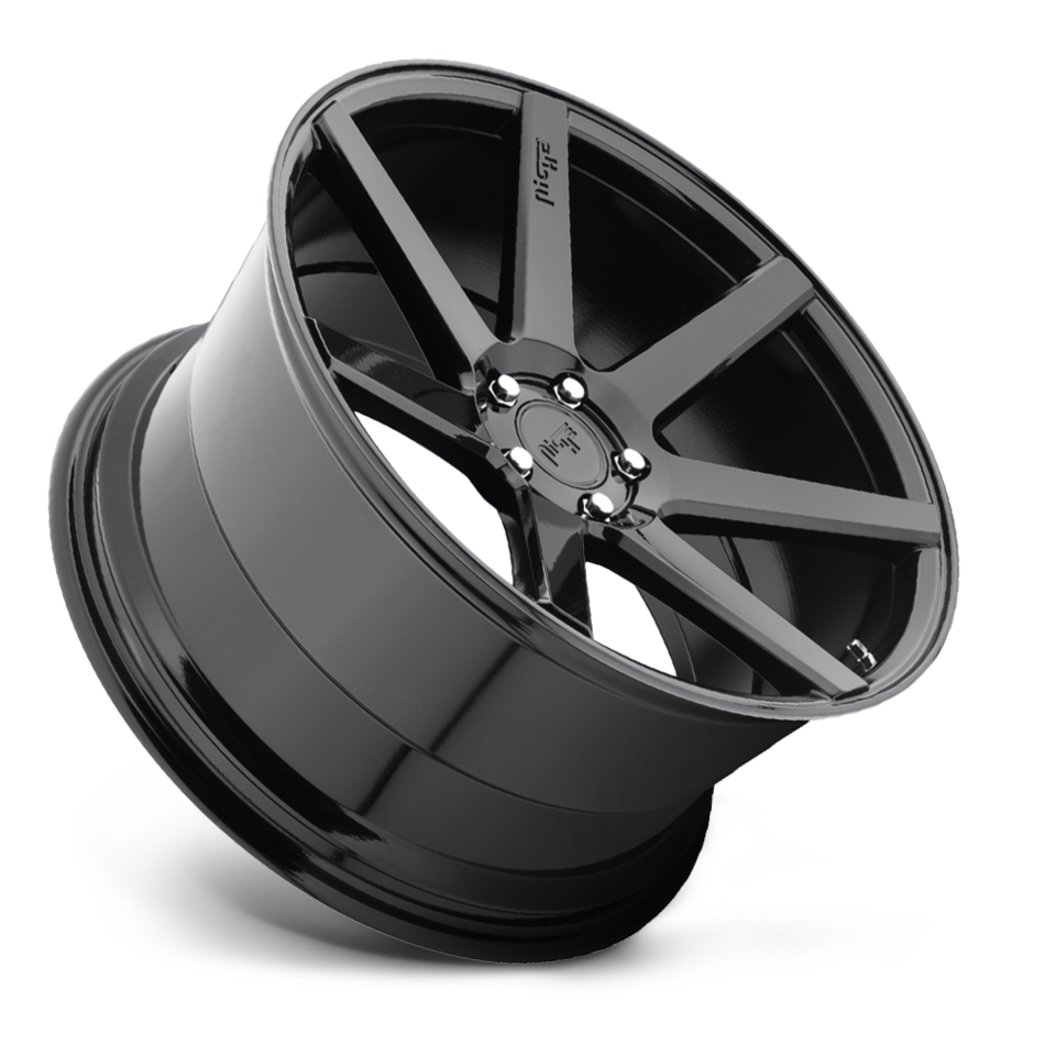 Niche Verona M168 Wheels Gloss Black Finish