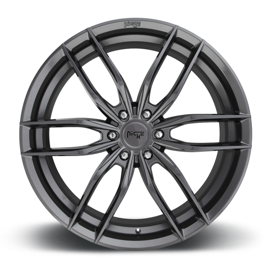 Niche Vosso M204 SUV Gloss Anthracite Wheels
