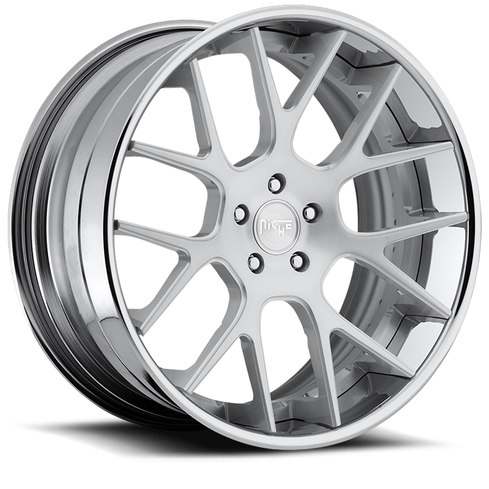 Niche Pulse - A250 Brushed Wheels