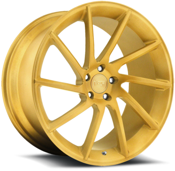 Niche RS10 - T60 Custom Monoblock Wheels