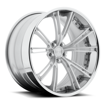 Niche Ritz - A580 Brushed Wheels