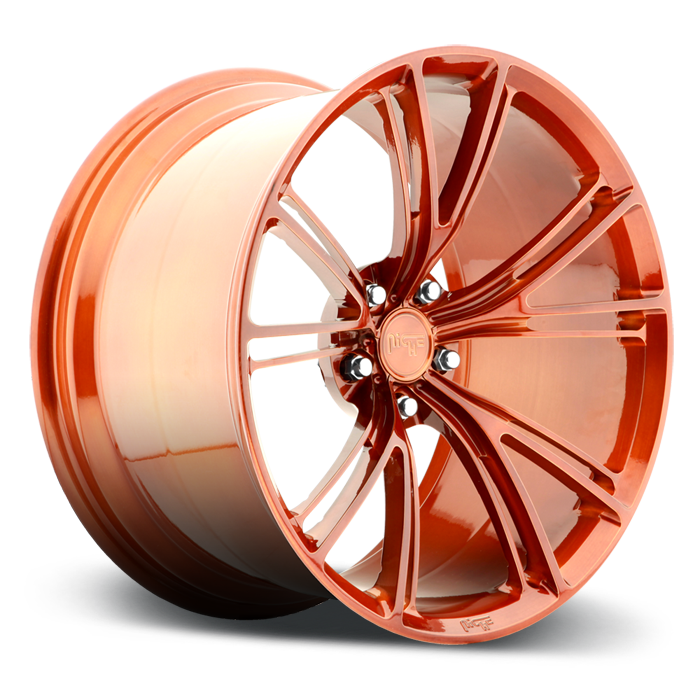 Niche Ritz - T580 Copper Monoblock Wheels