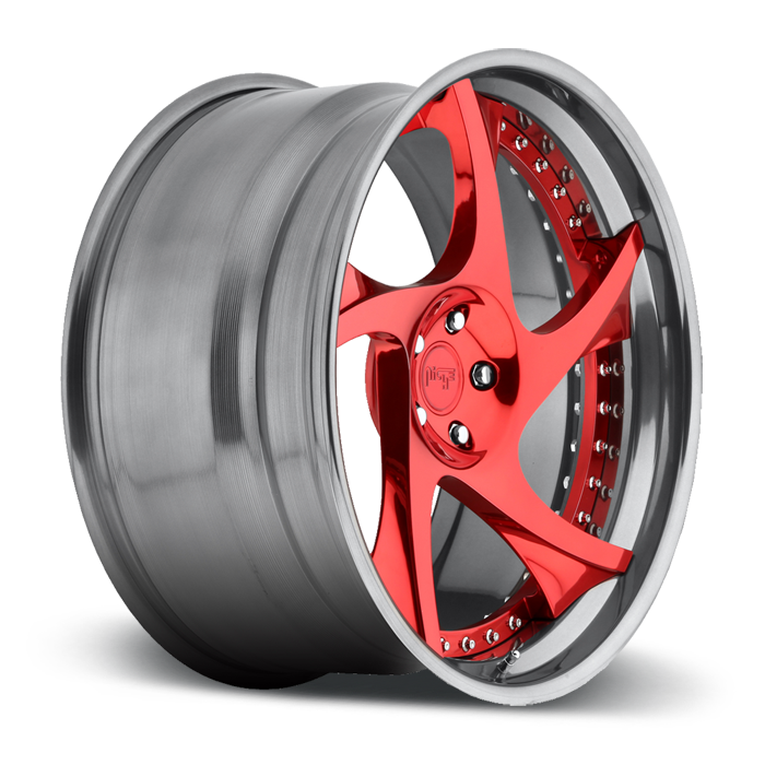 Niche Scope - H289 Candy Apple Tint Wheels
