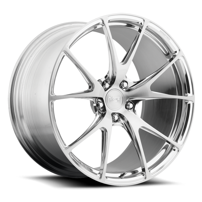 Niche Stuttgart - T70 Brushed and Polished Monoblock Wheels