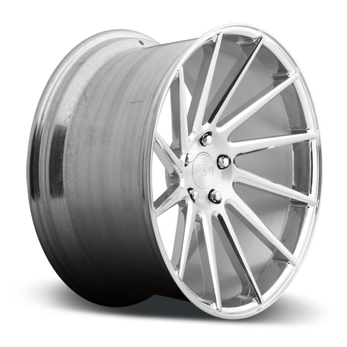 Niche Surge - T75 Brushed and Machined Monoblock Wheels