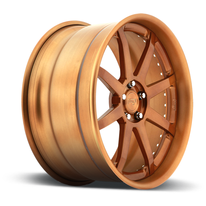 Niche Vector - N370 Bronze Finish Wheels