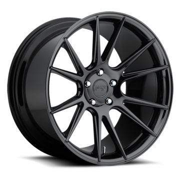 Niche Vicenza - M154 Black Chrome Wheels