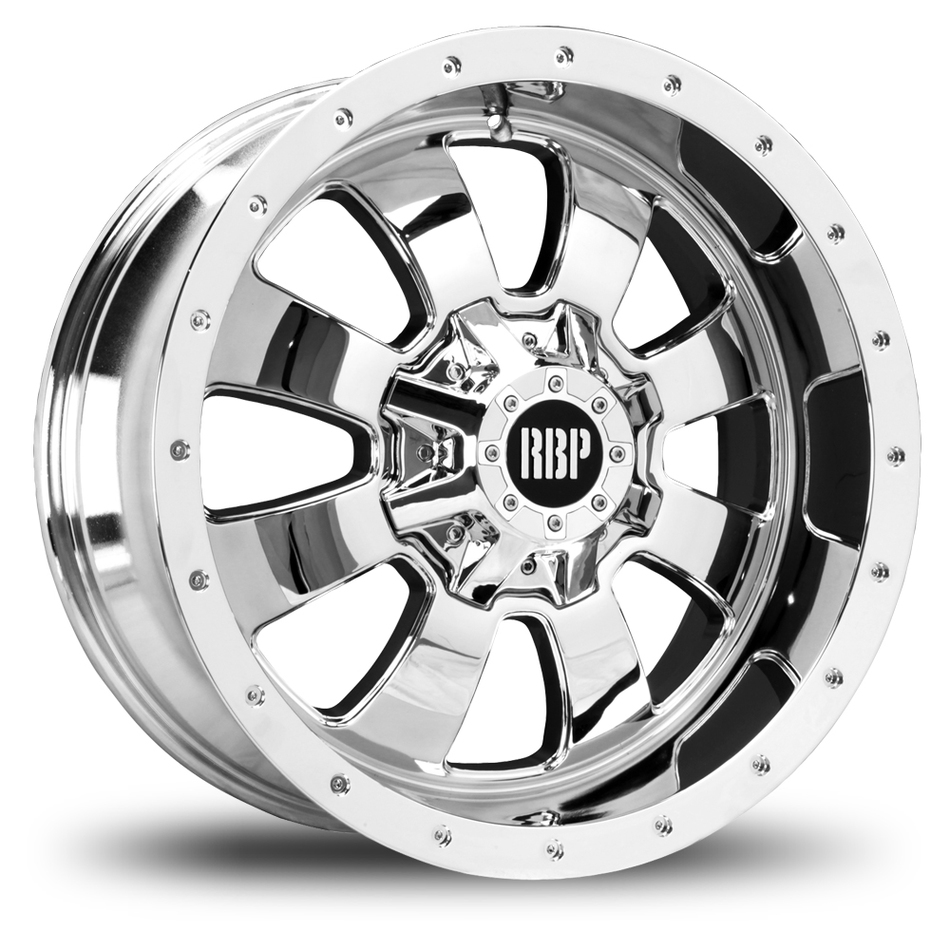 RBP 99R Fury Chrome Offroad Wheels