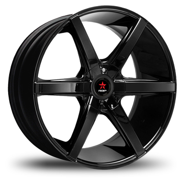 RBP Antidote Gloss Black Wheels