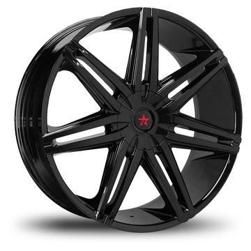 RBP Arsenal Gloss Black Wheels