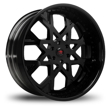 RBP Assault 3 Piece Custom Wheels