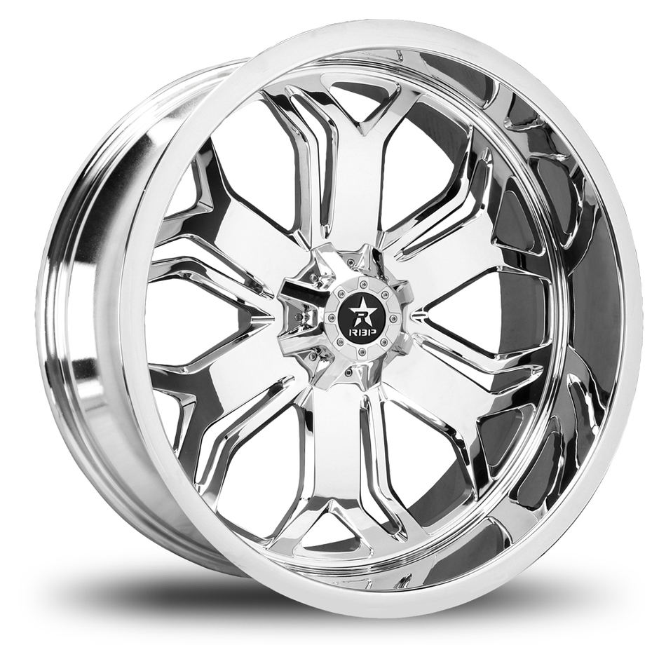 RBP Blade Monoblock Chrome Offroad Wheels
