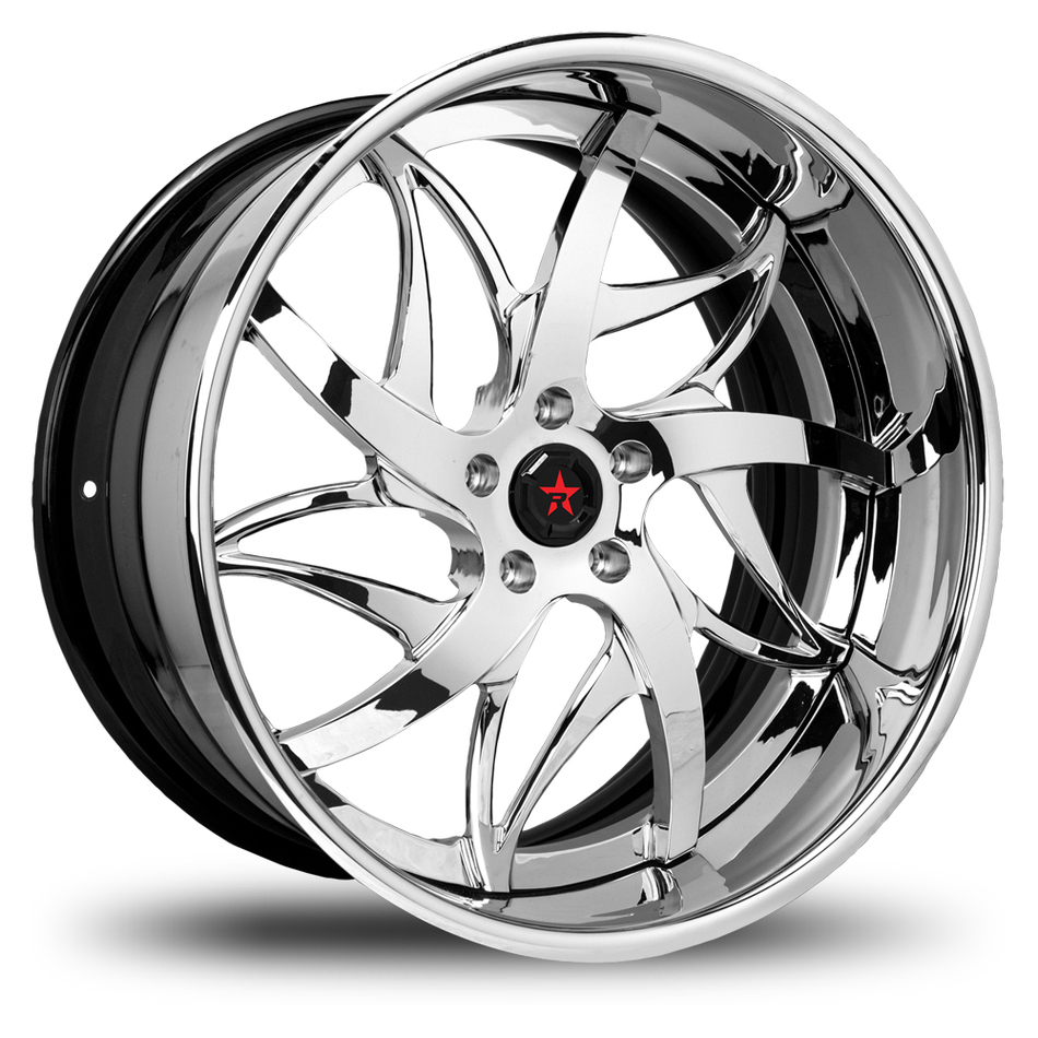 RBP Immortal 3 Piece Chrome Wheels