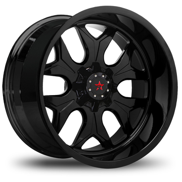 RBP Scalpel Monoblock Gloss Black Offroad Wheels
