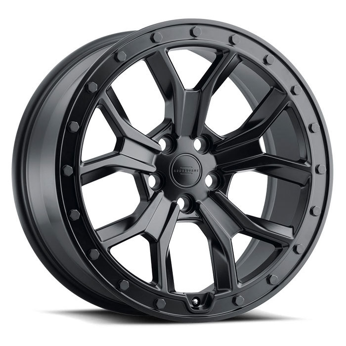 Redbourne Morland Wheels Matte Black Finish