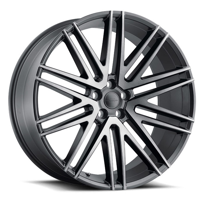 Redbourne Royalty Wheels Carbon Graphite Finish
