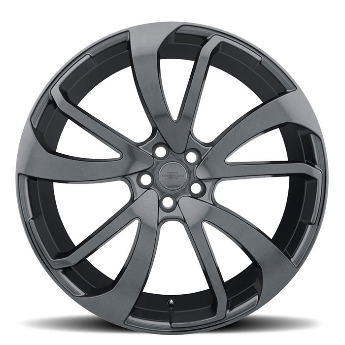 Redbourne Vincent Wheels Gloss Gunmetal Finish