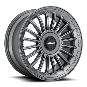 Rotiform BUC-M Anthracite Finish Wheels
